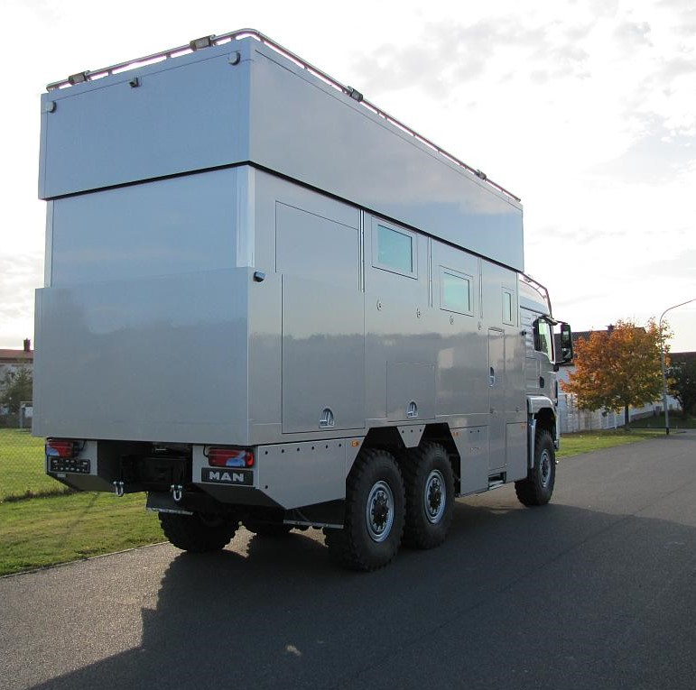 Expedition Truck Camper   Expedition Vehicles   Australia   All Terrain Expedition Camper Trucks